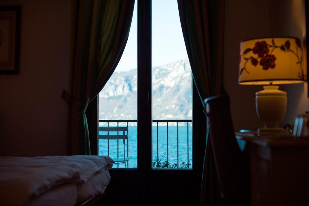 <b>Puro relax </br>dentro e fuori dalla finestra</b>
