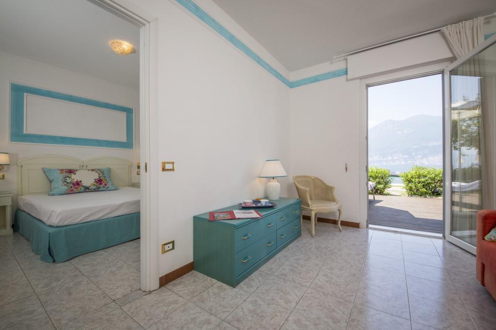 <b>Suite vista lago di garda hotel bolognese brenzone</b>
