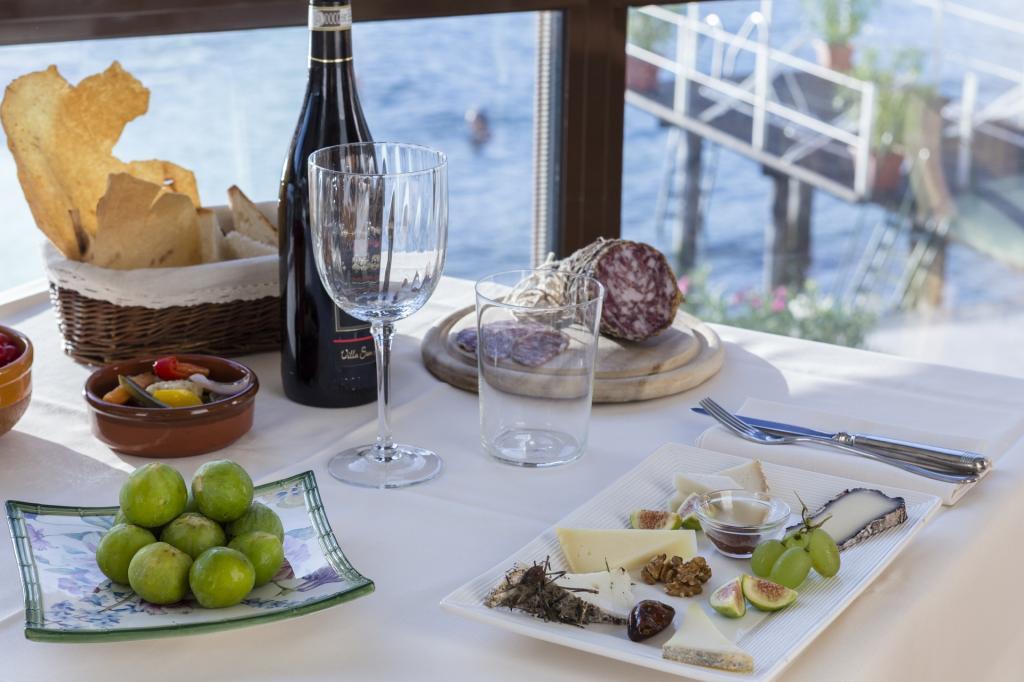 <b>Tentazioni e offerte <br> sul lago di Garda</b>